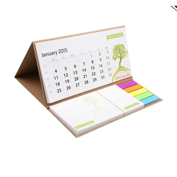 Memomind nature desk calendar leoprinting for Bureau kalender