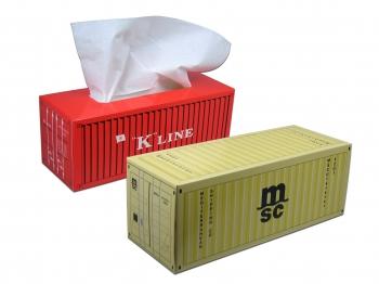 Container design tissue box   Leoprinting